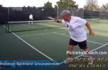 Improve Backhand Groundstroke